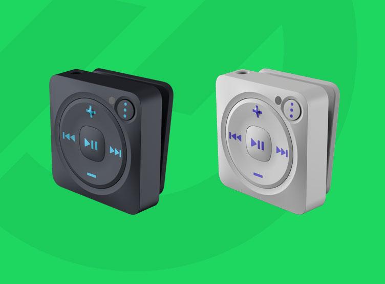 de mighty spotify player is het streaming alternatief voor. Black Bedroom Furniture Sets. Home Design Ideas