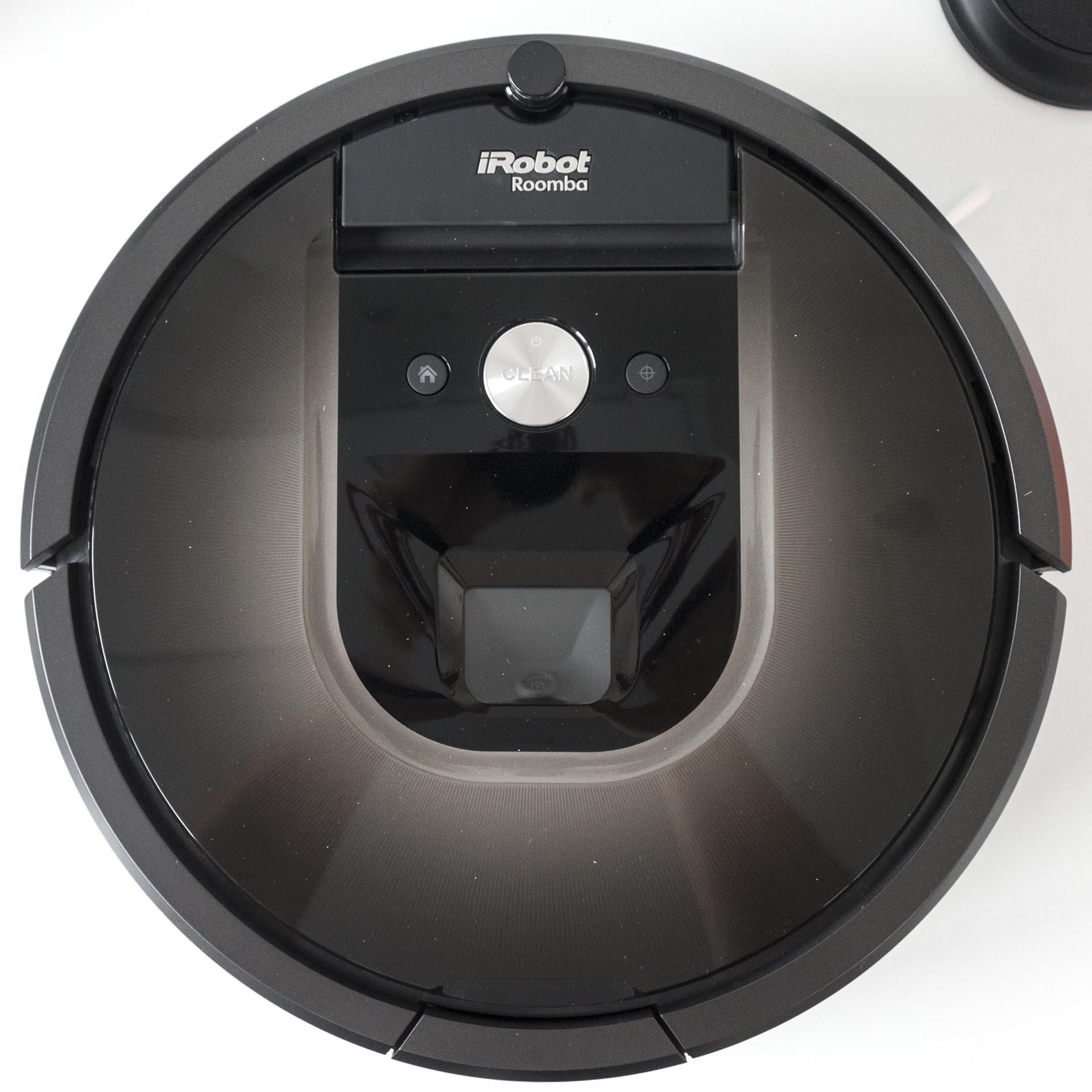 review irobot roomba 980. Black Bedroom Furniture Sets. Home Design Ideas