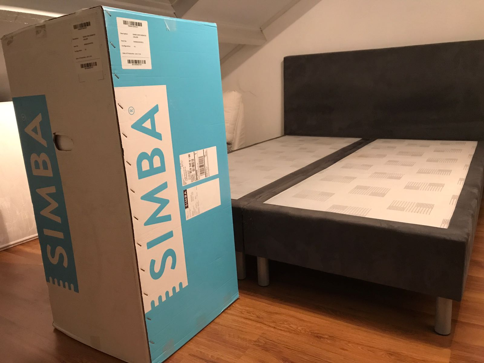 Simba Matras Review : Perfecte nachtrust met een comfortabel matras mensgoodlife