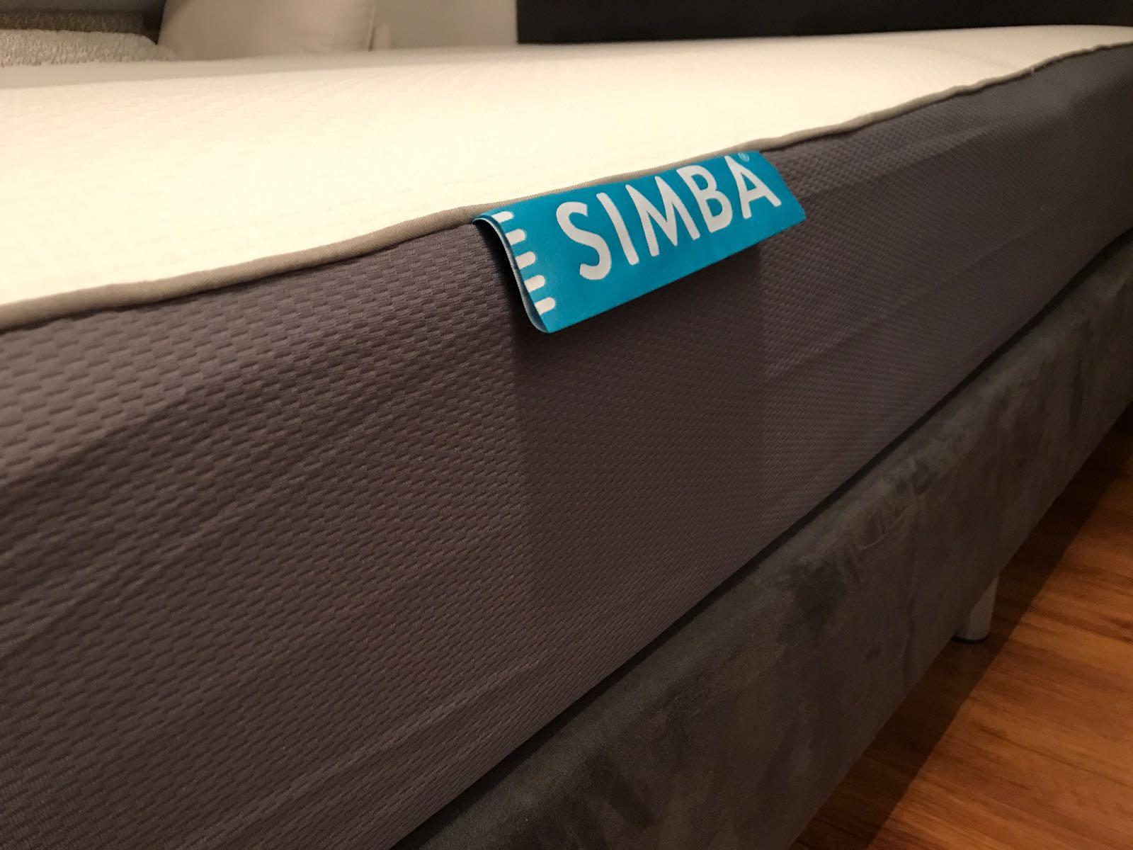 Simba Matras Review : Het simba matras getest door your ambassadrice en goed bevonden