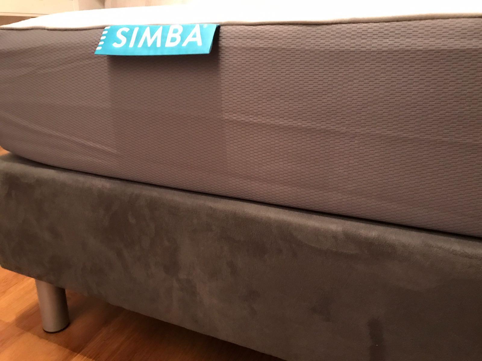 Ervaring Simba Matras : Review: simba hybrid 160 x 200 simbatex matras gadgetgear.nl