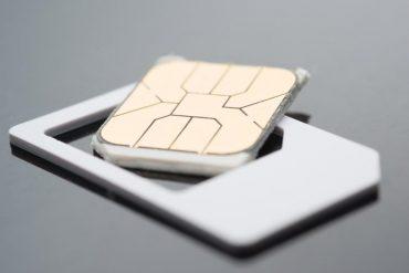 SIM kaart