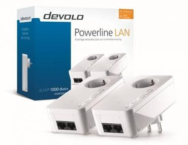 Devolo dLAN 1000 duo+