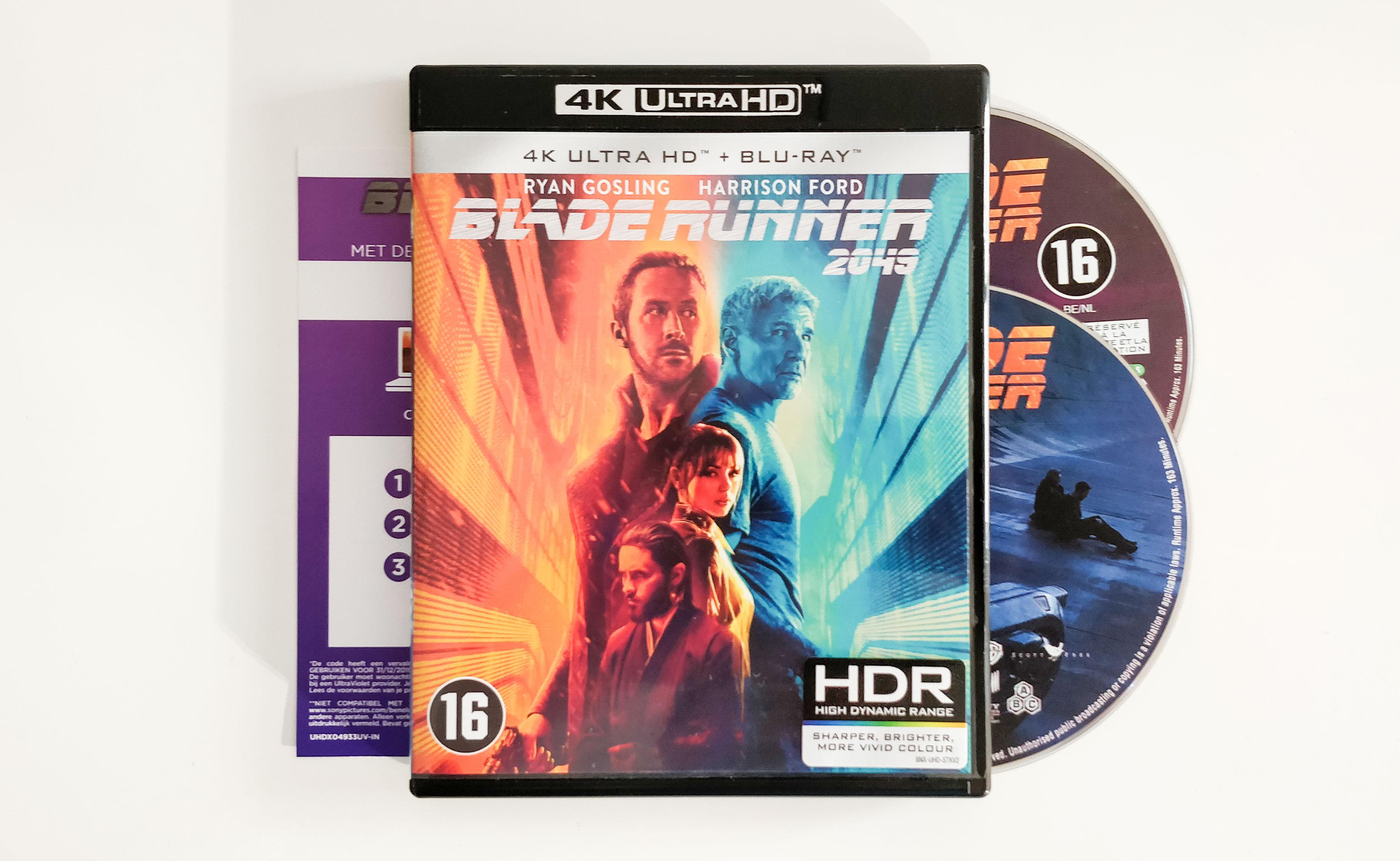 blade runner 2049 4k blu ray review