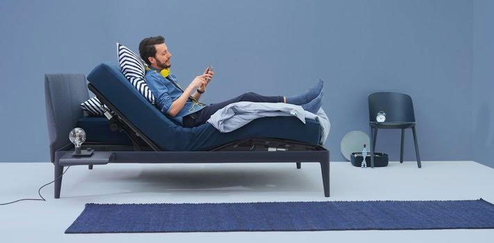 Slaapkamer Bedden Auping.Auping Introduceert Smart Bed Gadgetgear Nl