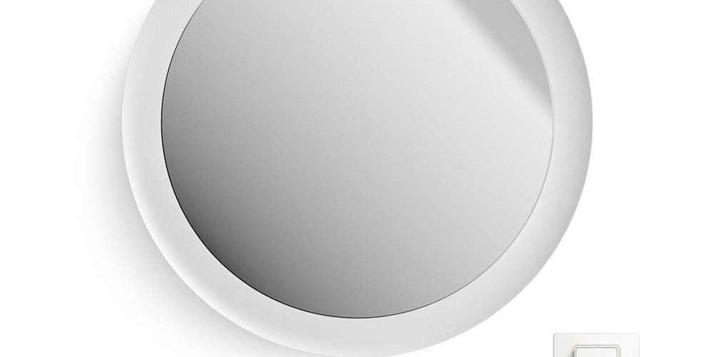 Philips introduceert badkamerspiegel met HUE verlichting - GadgetGear.nl