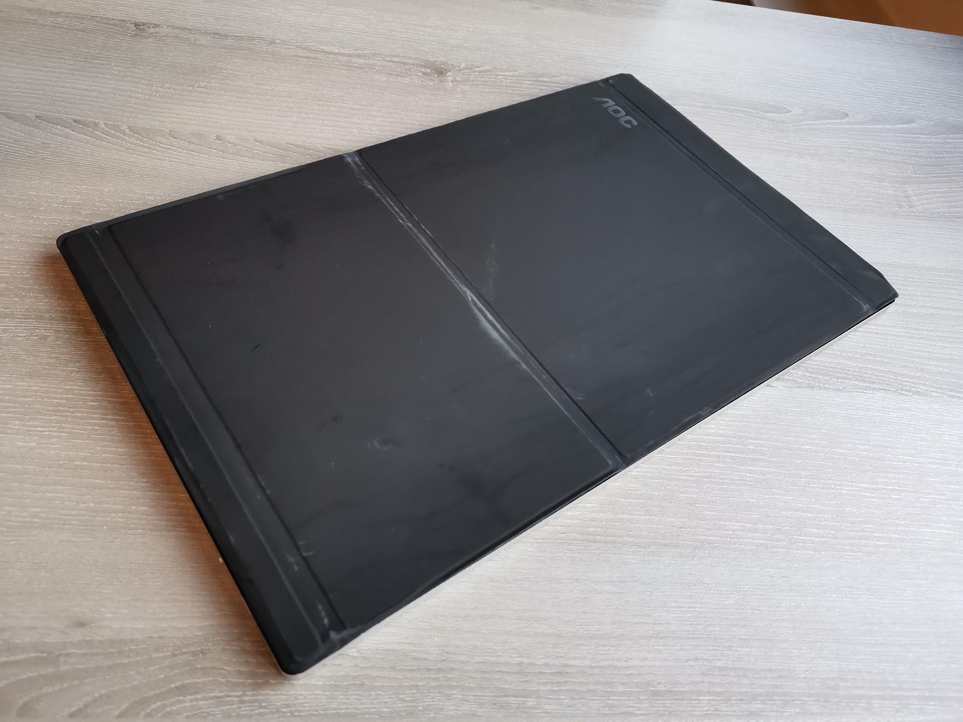 AOC I1601FWUX Smart Cover