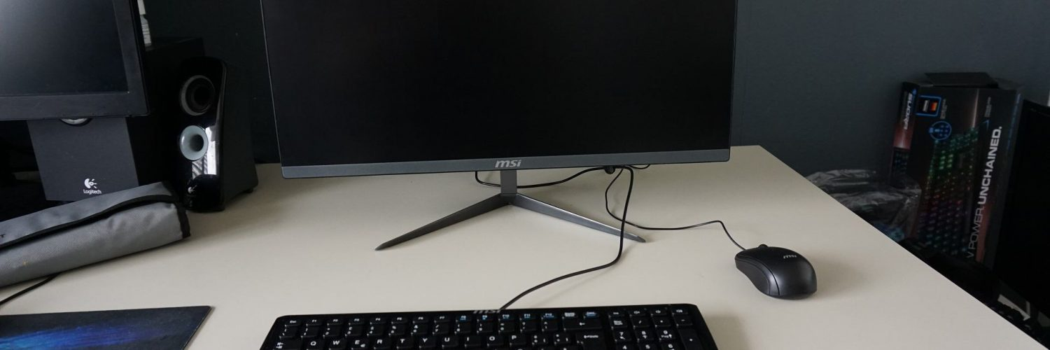 MSI AG270 Gaming All-in-One (2PC-006US) Review ... - pcmag.com