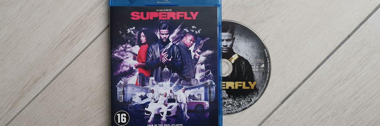 Superfly Blu-Ray verpakking