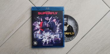 Superfly Blu-Ray verpakking