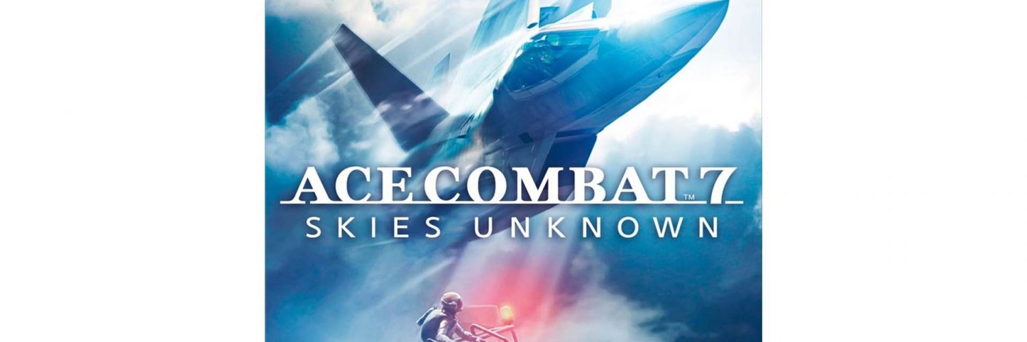 Ace Combat 7 Skies Unknown cover