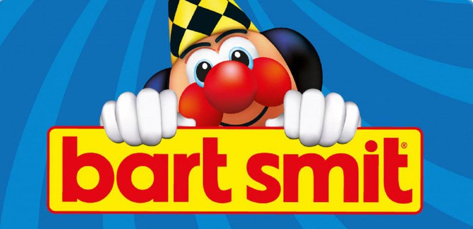 Logo Bart Smit
