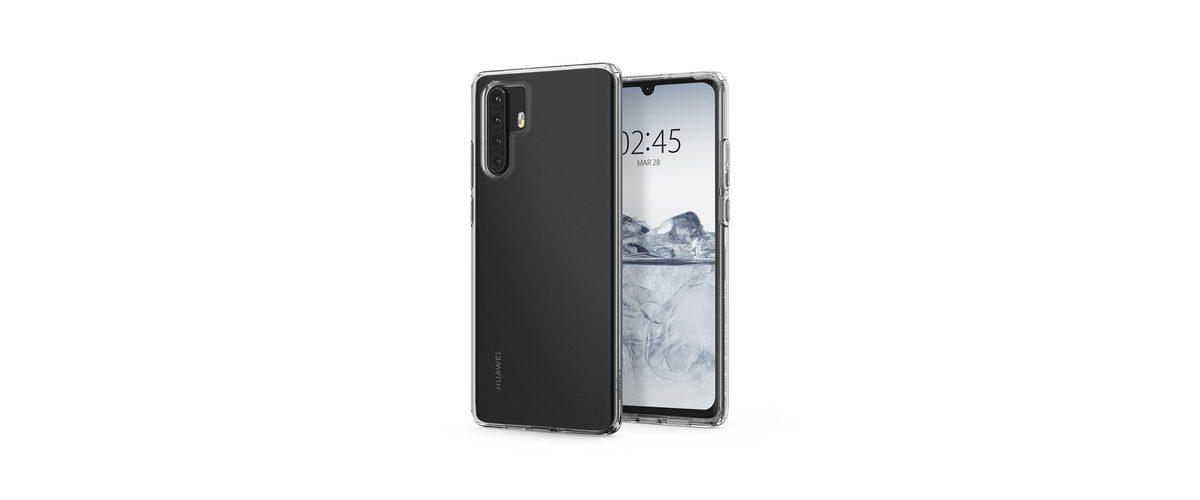 Huawei P30 met Spigen cover