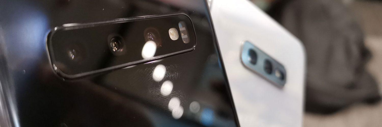 Samsung Galaxy S10 en S10e
