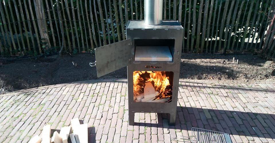 Fonkelnieuw Review: Weltevree Outdoor Pizza Oven (+ buitenkachel & BBQ grill XF-18