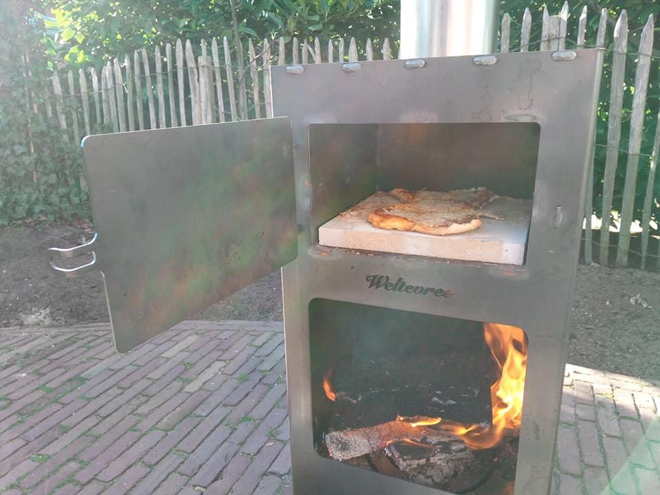 Ongebruikt Review: Weltevree Outdoor Pizza Oven (+ buitenkachel & BBQ grill AX-78