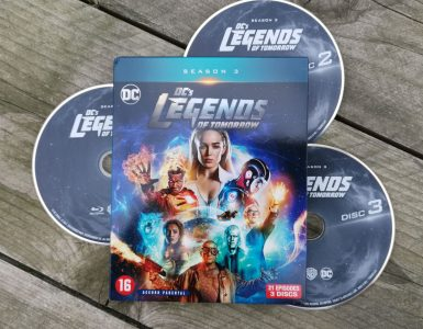 DC's Legends of Tomorrow Seizoen 3 Packshot