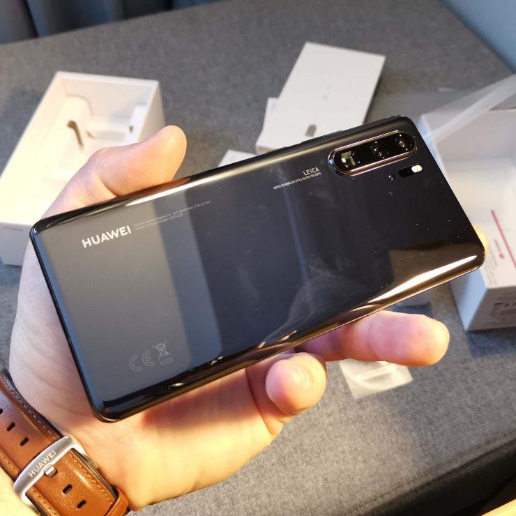 Huawei P30 Pro Leica Camera Achterkant