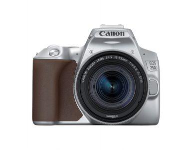 Canon EOS 250D Zilver