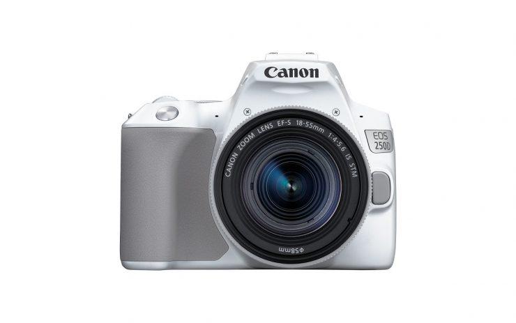 Canon EOS 250D Wit