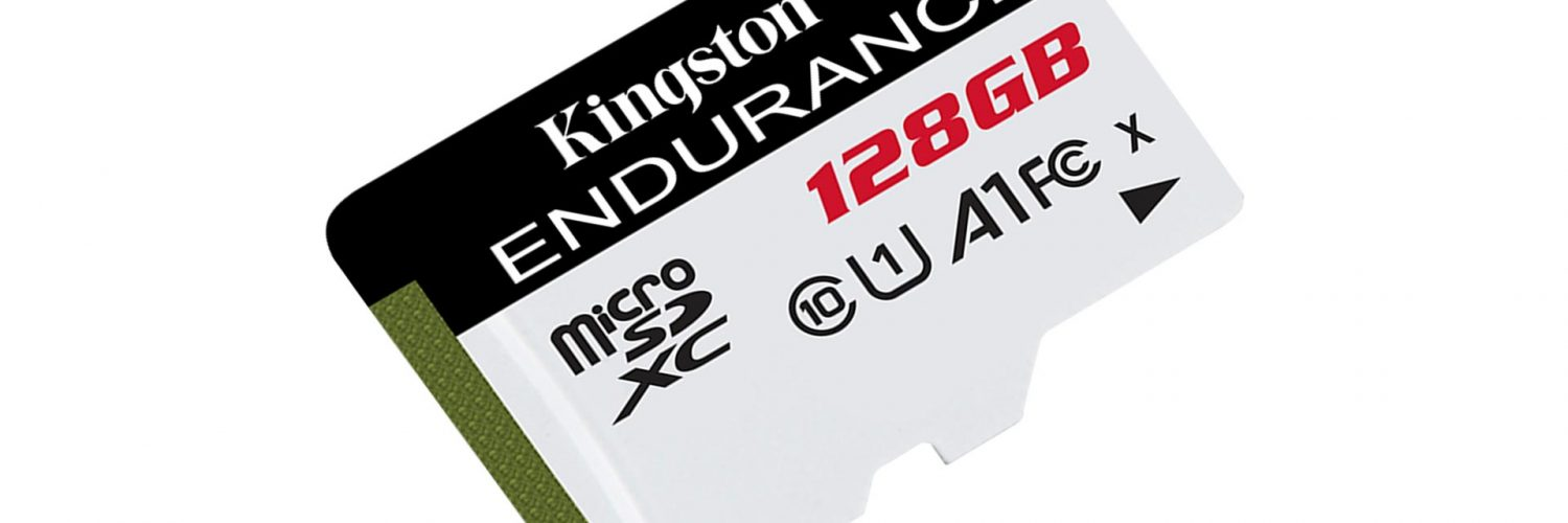 Kingston Endurance Micro-SDXC kaart