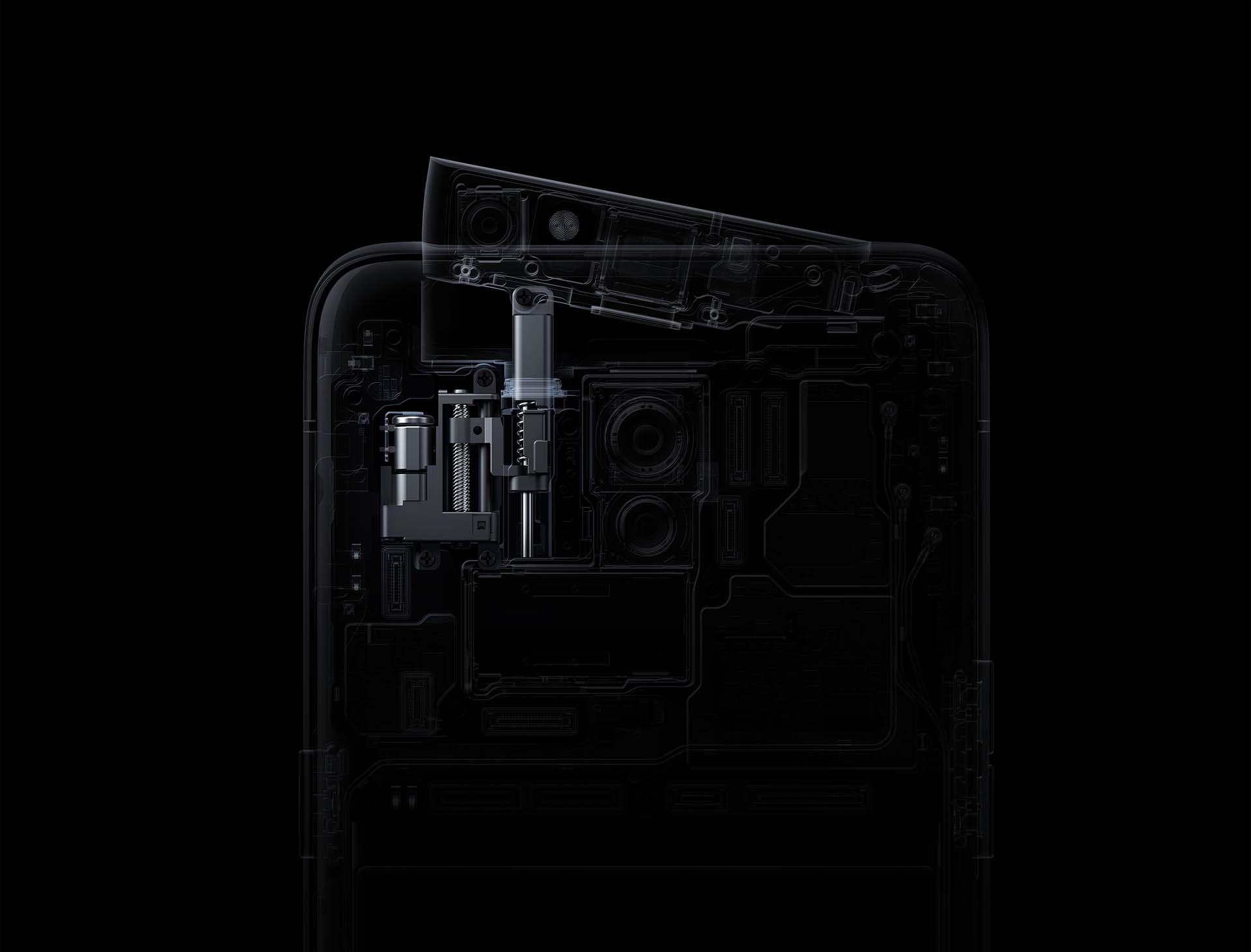 Reno camera mechanisme