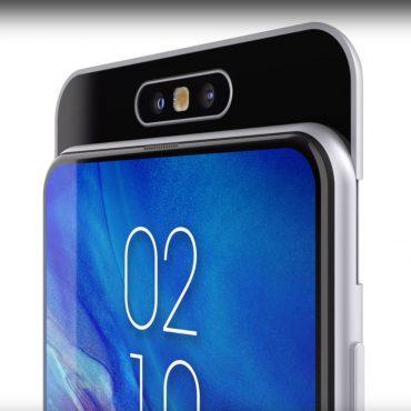 Samsung Galaxy A90 Render