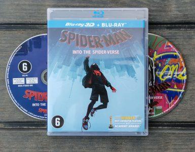 Spider-Man - Into the Spiderverse Packshot