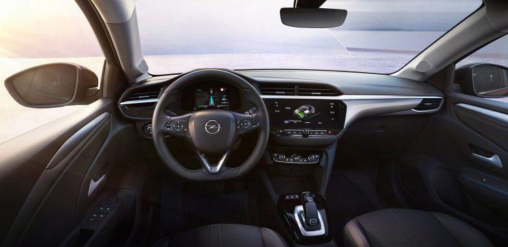 Opel Corsa-e 2019 Dashboard