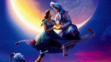 Filmposter Aladdin 2019