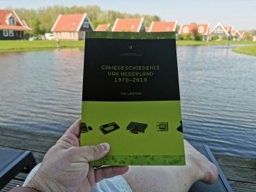Gamegeschiedenis van Nederland cover