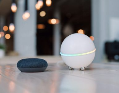 Google Home Mini en Homey