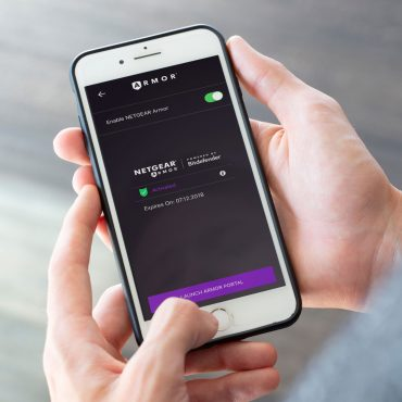 Netgear Armor Cyber Threat Protection App