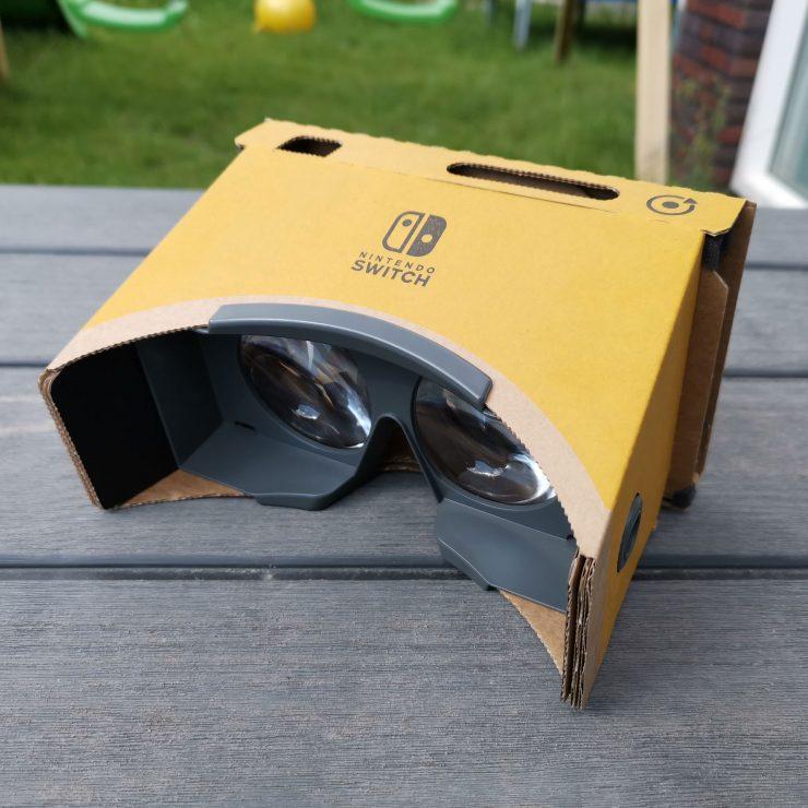 Nintendo Labo VR Bril
