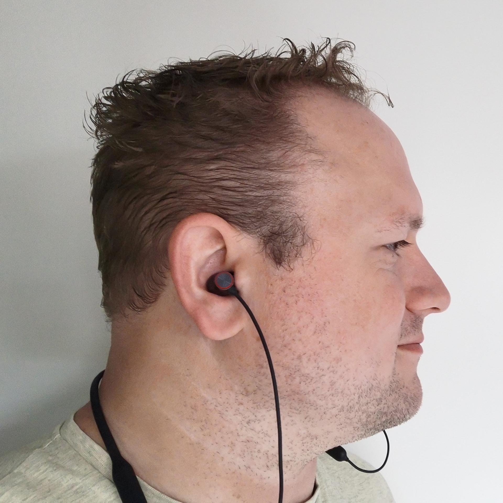 OnePlus Bullets Wireless 2 In het oor