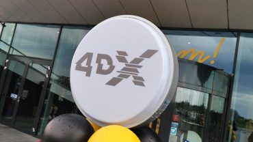 Pathe 4DX logo