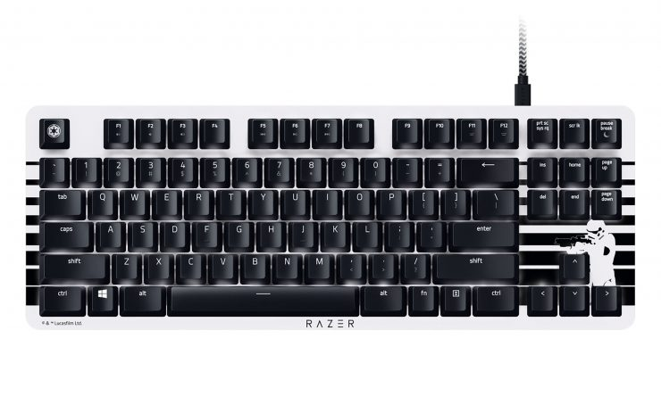 Razer BlackWidow Lite geluidsarm mechanisch toetsenbord