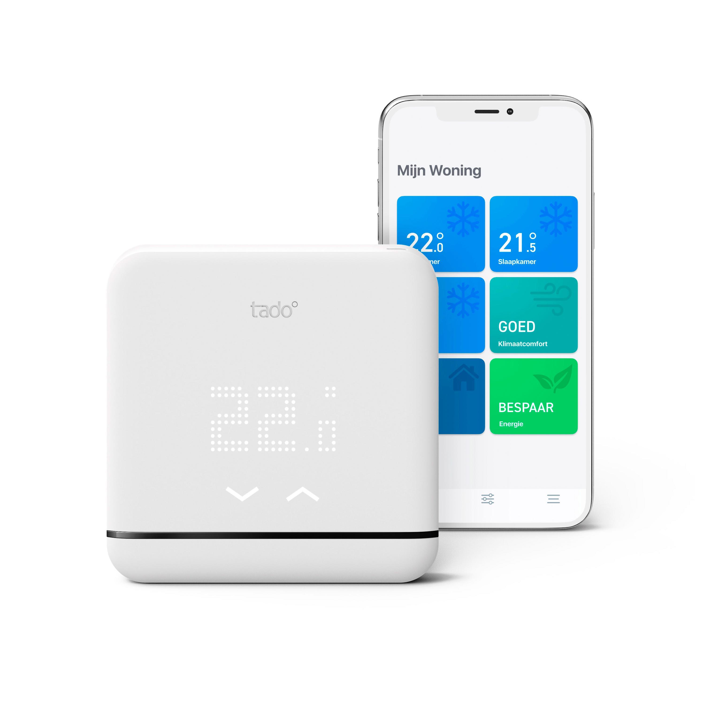 Tado Slimme Aircobediening V3+ met app