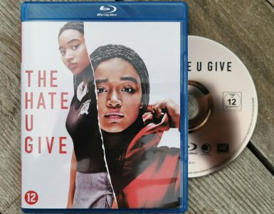 The Hate U Give Blu-Ray