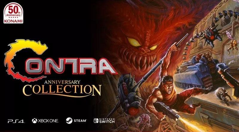 Contra Anniversary Edition