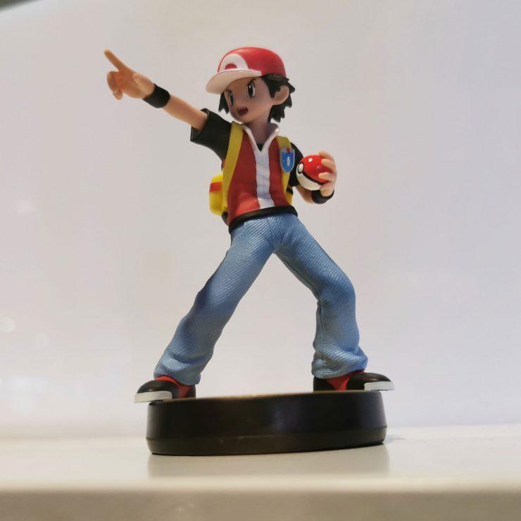 Nintendo Amiibo Ash