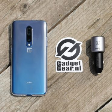 OnePlus Warp Charge 30 Car Charger met Oneplus 7 Pro