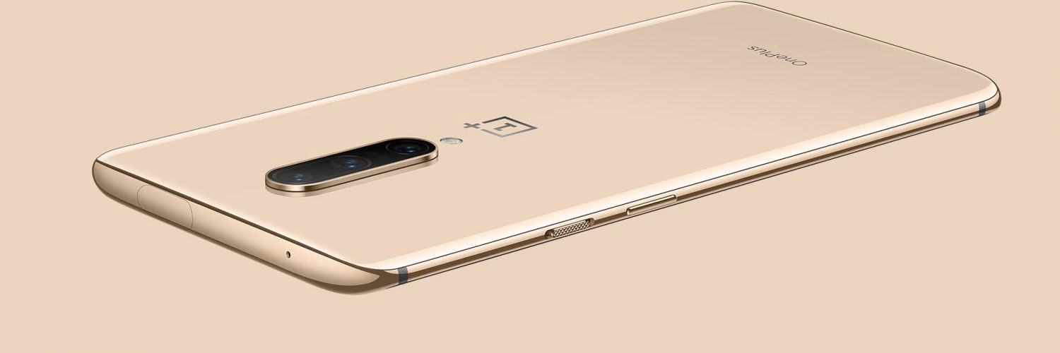 OnePlus 7 Pro Limited Edition Almond