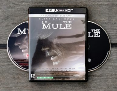 The Mule 4K Blu-Ray