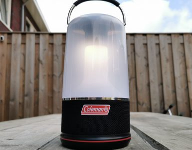 Coleman 360 Sound & Light lantaarn