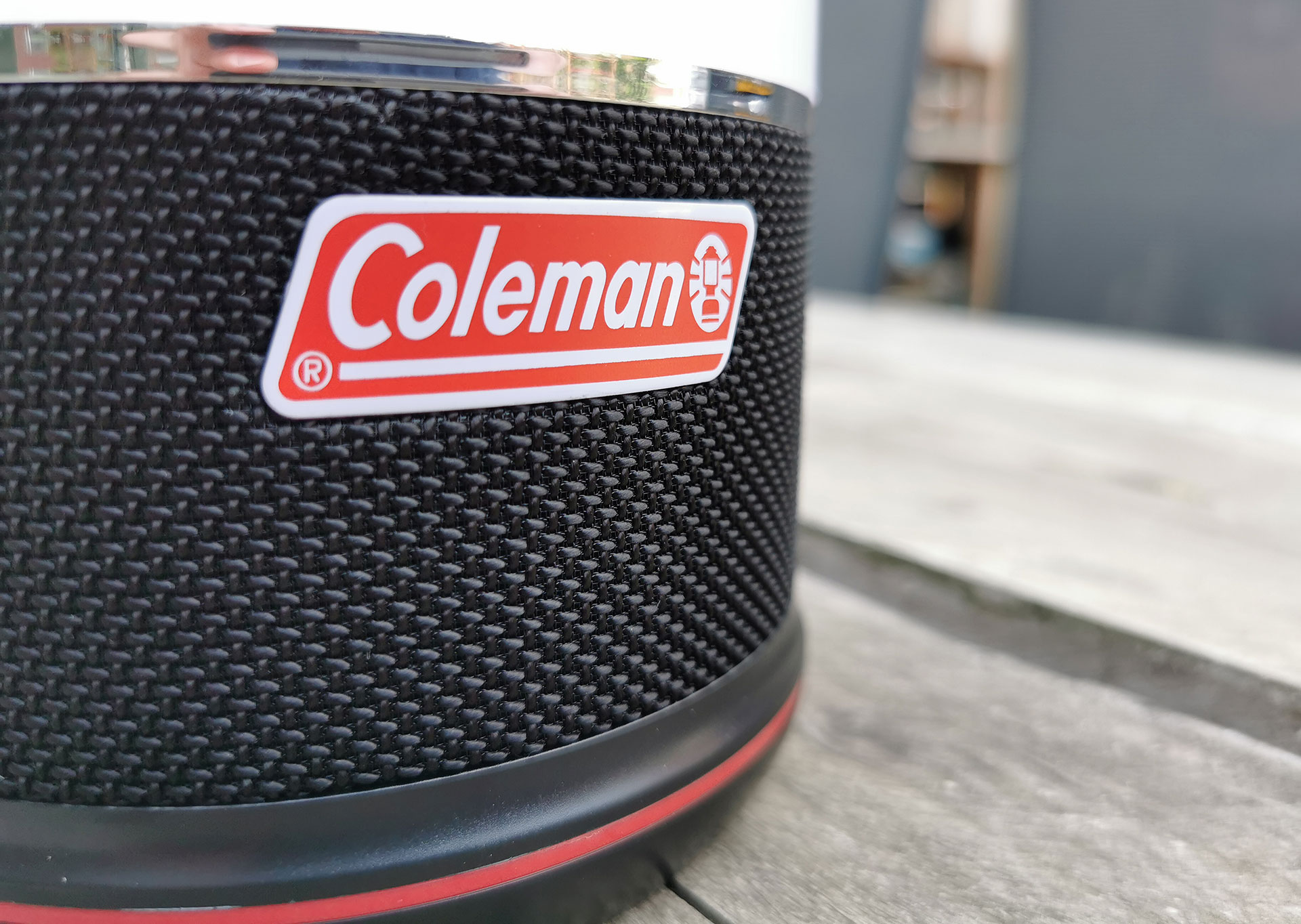 Coleman 360 Sound & Light lantaarn Speaker Grill