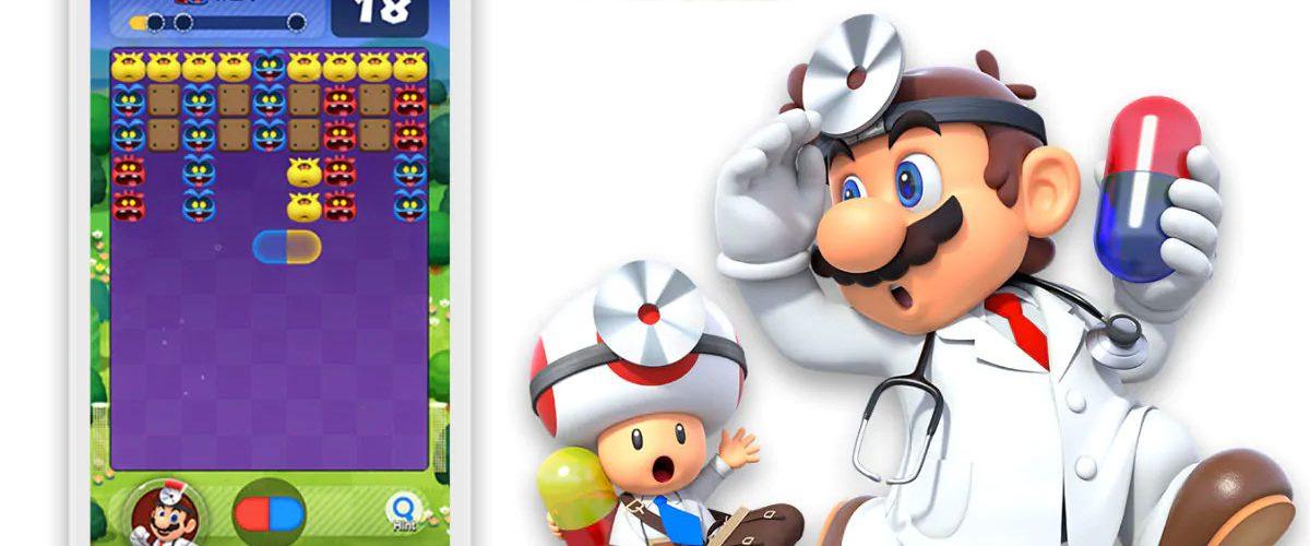 Dr.Mario World