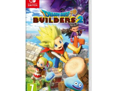 Dragon Quest Builders 2 Doosje