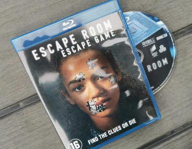 Escape Room op Blu-Ray