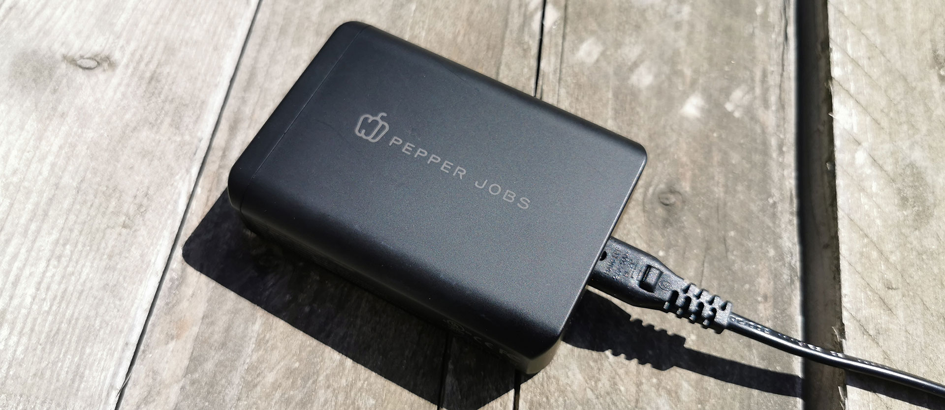 Pepper Jobs PD9000 AC/DC adapter